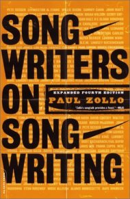 Songwriters On Songwriting, By Paul Zollo