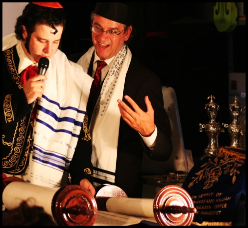 Adam's Bar Mitzvah I