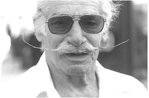 Captain Mustachio