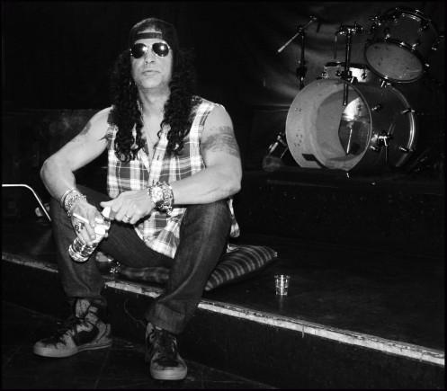Slash, March 13, 2009