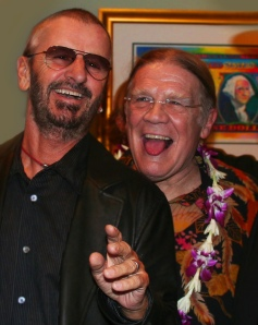 Henry with Ringo