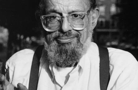 Allen Ginsberg 2