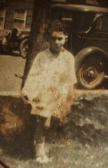 Dad at seven, 1931.