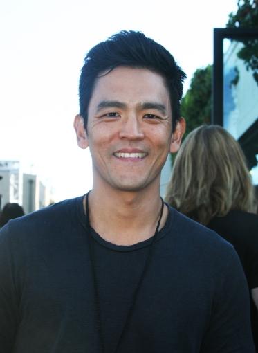 """John Cho, most famous as Harold of the """"Harold & Kumar"""" movies."""