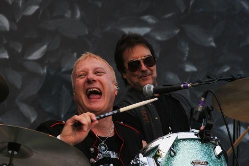 Greg Bissonette and Jim Keltner