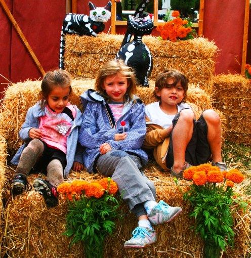 4 cheremoya children